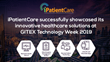 iPatientCare successfully showcased its innovative healthcare solutions at GITEX Technology Week 2019