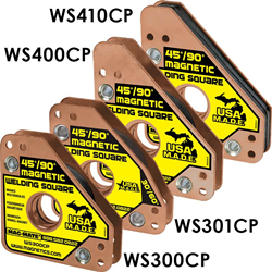 IMI's New Copper-Plated Magnetic Welding Squares