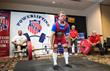 76-year-old Oneida Indian Nation Member Sets 10 New Weightlifting World Records at AAU Powerlifting World Championships