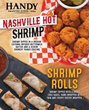 Handy Seafood Launches Two New Seafood Appetizers for Fall 2019