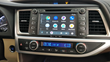 Android Auto with VLine VL2 on Toyota Highlander 2020 stereo