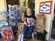 Mattel® Sends Toys for Kids in Ocracoke after Request from Sun Realty's Debi Daugherty.