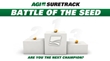AGI SureTrack Announces Second Battle of the Seed Contest