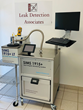 Leak Detection Associates Announces New & Updated Helium Leak Detection System
