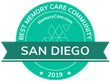 MemoryCare.com Names the Best Facilities for Senior  Memory Care in San Diego, CA