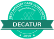 MemoryCare.com Names the Best Facilities for Senior  Memory Care in Decatur, GA