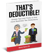 Wendy Barlin, CPA, Publishes New Book: That's Deductible! Simple Tips and Tricks can help you find more Tax Deductions for Your Business