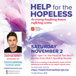 Pacific Commons and Celebrity Jonathan Bennett To Raise Funds, Awareness about Human Trafficking During 'Help for the Hopeless' Event November 2nd