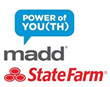 MADD and State Farm Give Students  the Facts About Alcohol and Marijuana