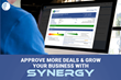 Business Credit Reports, Inc. Announces Synergy for Salesforce on Salesforce AppExchange, the World's Leading Enterprise Apps Marketplace