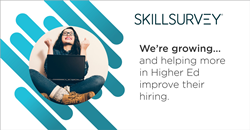 SkillSurvey We're Growing in Higher Ed