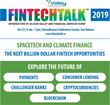 The Next Billion Dollar Fintech Opportunities at the 4th Annual FINTECHTALK™ Conference on October 23rd and Host iValley Announces the Launch of SpaceTechTalk
