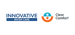 Innovative Water Care Logo | IWC Logo | Clear Comfort AOP Logo
