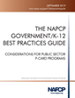 New NAPCP Best Practices Guide Shows Public Sector Card Administrators How to Define, Develop and Implement a P-Card Program