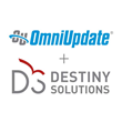 OmniUpdate and Destiny Solutions Merge to Create Higher Education's First Cloud-Based, End-to-End Student Digital Engagement Platform