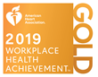 American Heart Association Recognizes CHC Wellbeing and Clients For Workplace Health Achievement