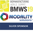 Modality Solutions is a Silver Sponsor and Cold Chain Workshop Presenter at the Biomanufacturing World Summit Conference