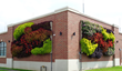 Lansing Board of Water & Light Features a LiveWall® Outdoor Living Wall on its New Central Substation