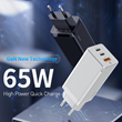 Baseus Is Proud to Announce the Launch of Their Revolutionary GaN 65W Charger