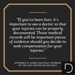 Attorney D. Sunny Delitala Discusses Immediate Measures to Take if Injured at Work