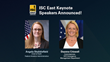 ISC Security Events and Security Industry Association Announce 2019 Keynote Speakers for ISC East