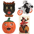 Don't Be Scared to Collect Vintage Halloween Decorations