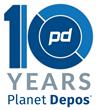 Planet Depos Celebrates 10th Anniversary