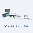 Vention partners with SMC to enable digital engineering of pneumatic equipment