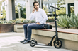 BATTERY NOT INCLUDED: The New K9 From SWAGTRON Is A Kick Scooter For Adults