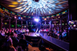 "KeyBank Rochester Fringe Festival's Spiegeltent hosted ""Cirque du Fringe: D'illusion"" in 2019. Credit: Aaron Winters."