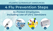 Atlantic Ultraviolet Corporation Announces Flu Prevention Steps to Protect Their Employees, Including Germicidal Ultraviolet (UV-C) Room Air Sanitizers