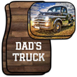 Personalized truck mats from MailPix