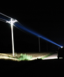 Utility and telecom lamps, utility spotlight, utility company lighting