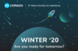 Copado Launches Winter 20, the Only 100% Native End-to-End CI/CD DevOps Platform for Salesforce