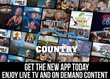 The Country Network Launches TCN Streaming App