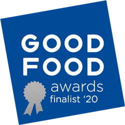 Good Food Award Finalist 2020 Logo