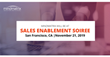 Mindmatrix CEO, Harbinder Khera chosen as a panelist at the Sales Enablement Soirée