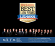 "Mirabella, Kincaid, Frederick & Mirabella, LLC Receives Ranking in U.S. News - Best Lawyers® ""Best Law Firms"" in 2020"