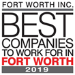 Work Wear Safety Shoes Named one of the Best Companies to Work For in Fort Worth