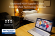 Best Western® Hotels & Resorts Takes Guest Wi-Fi to a New Level by Adding Broadband Hospitality as an Endorsed HSIA Supplier
