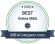 MBACompass.com Publishes 2020 Rankings of the Best Online MBA Programs for Career Advancement