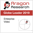 Vbrick Named Leader in 2019 Aragon Research Globe for Enterprise Video
