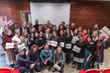 Thirty-six new heroes join the Native Grape Odyssey community at the Maestro course in Russia