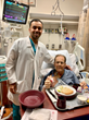 Loma Linda University Health cardiologists use nation's first alternative access point for heart device to save a veteran