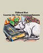 "Tassa Avara's newly released ""Tilford Rat Learns the Ten Commandments"" is a masterful story of a rat who learns the Ten Commandments on a farm."