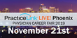 Free Physician Career Fair Coming to Phoenix November 21, 2019
