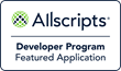 Relaymed selected November 2019 App of the Month by Allscripts