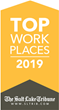 Nightingale College Named Top Workplace by The Salt Lake Tribune