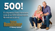 "Top-Rated TV Show, ""Today's Homeowner with Danny Lipford,"" Set to Air Its 500th Episode"