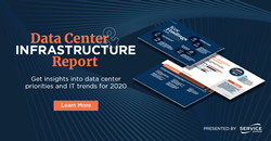 IT Data Center & Infrastructure Report Priorities and the Outlook for 2020